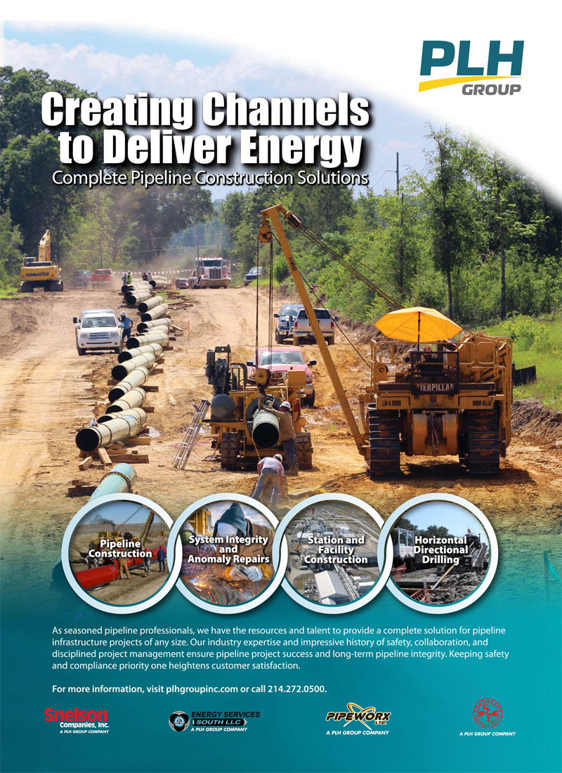 Pipeworx Ltd  Creates Channels to Deliver Energy | Pipeworx